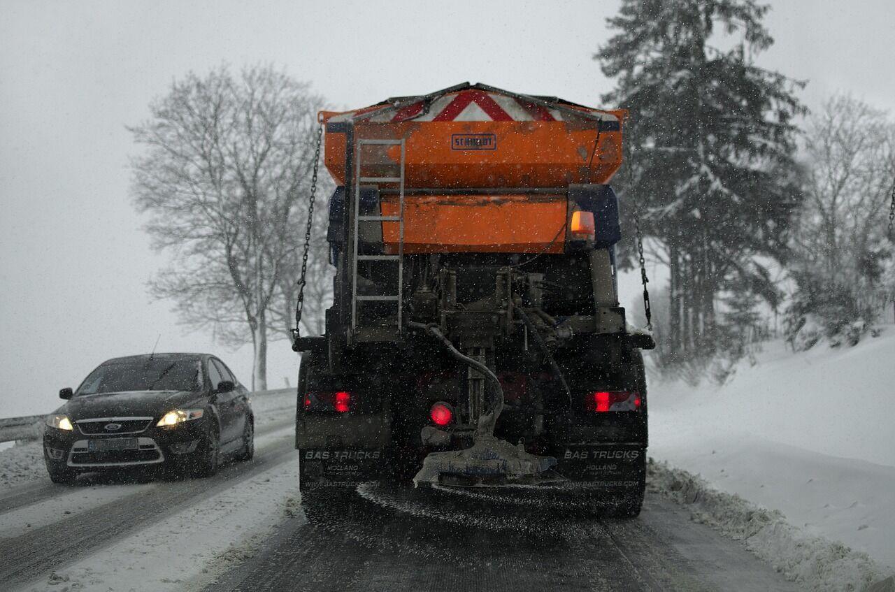 Гололедица – это лед только на дорогах