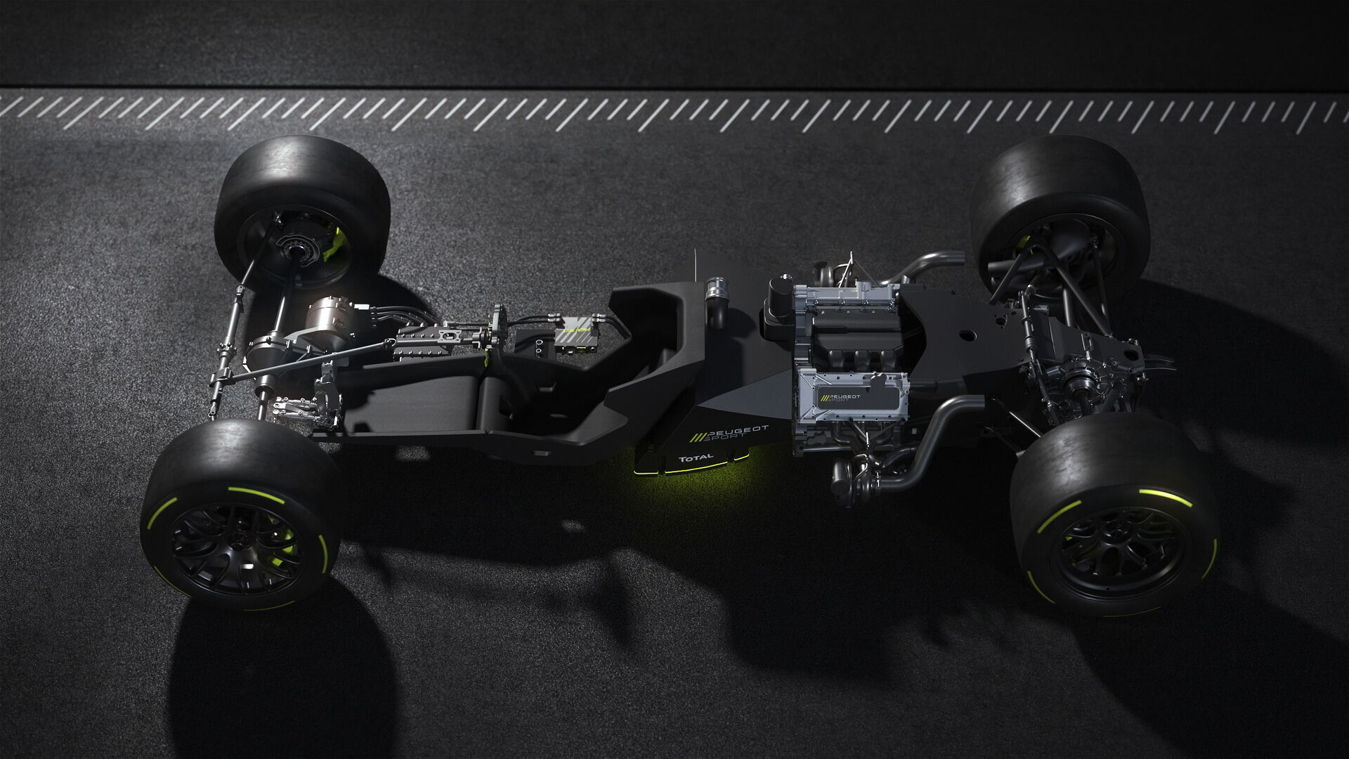 Вес турбированного мотора – 165 кг
