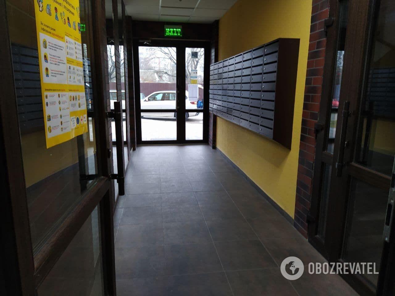 У цьому комплексі орендував квартиру підозрюваний у вбивстві в Києві