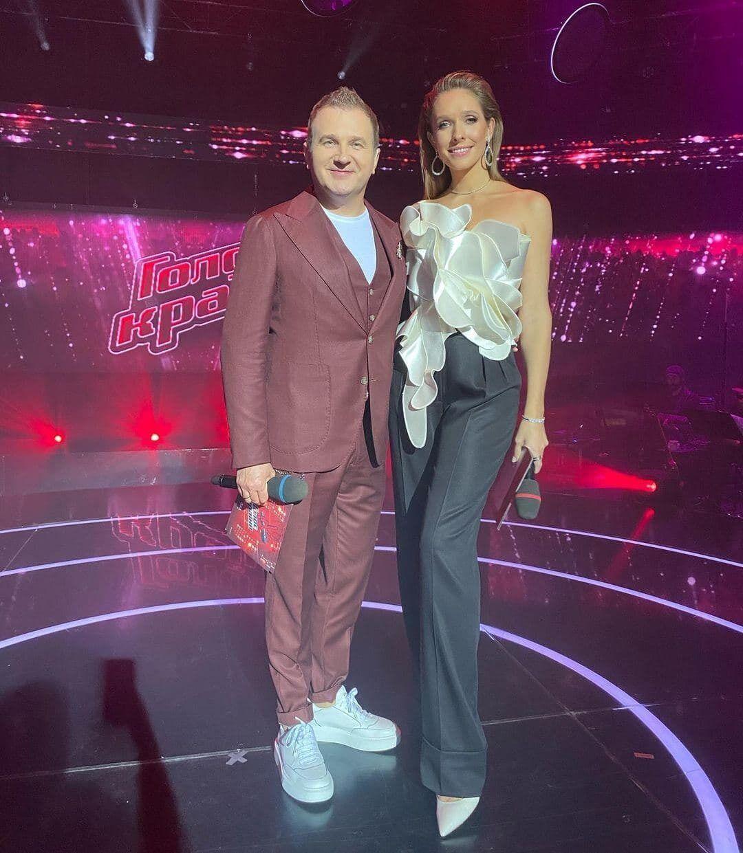 Юрий Горбунов и Екатерина Осадчая