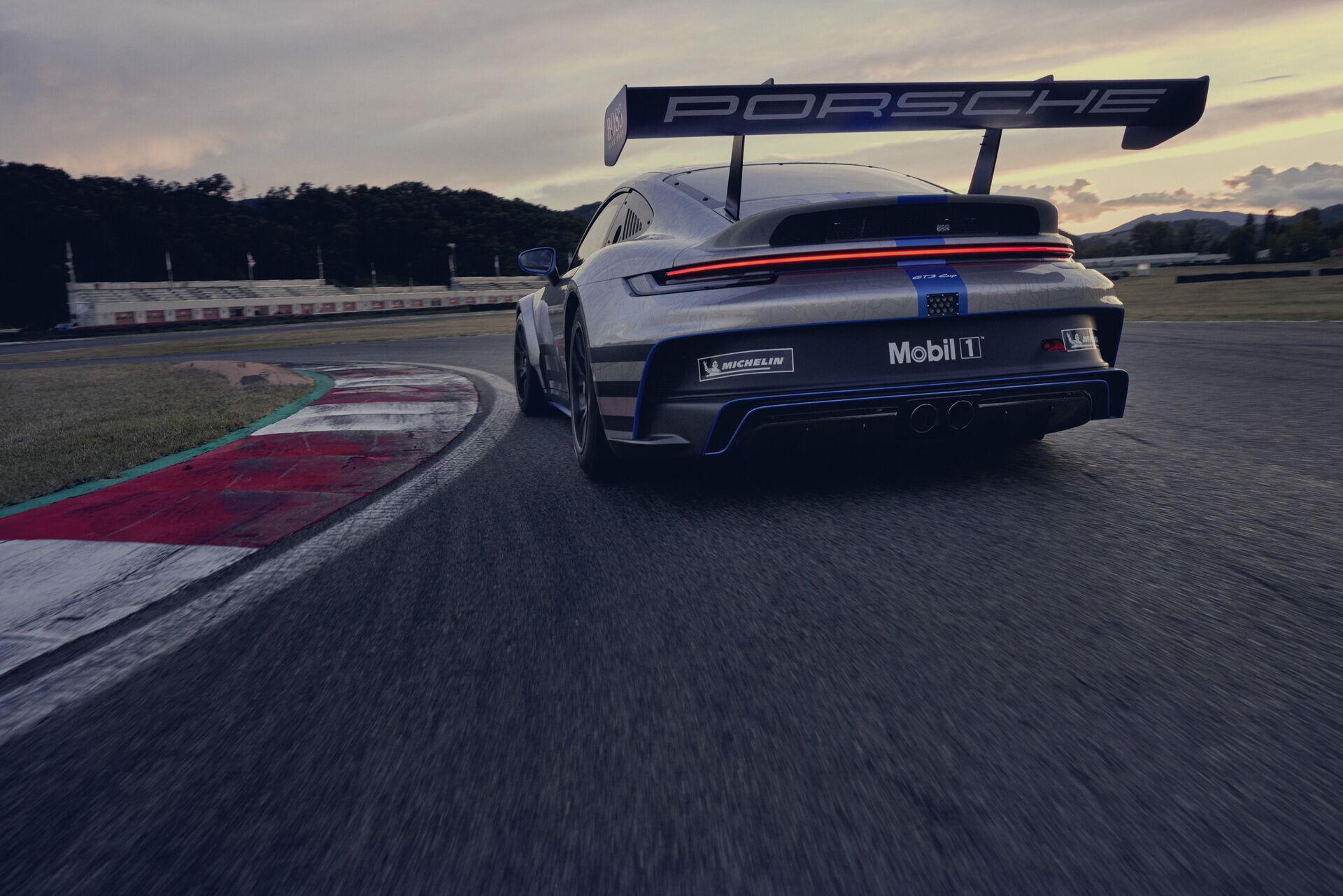 Вартість Porsche 911 GT3 Cup нового покоління стартує з 225 тисяч євро