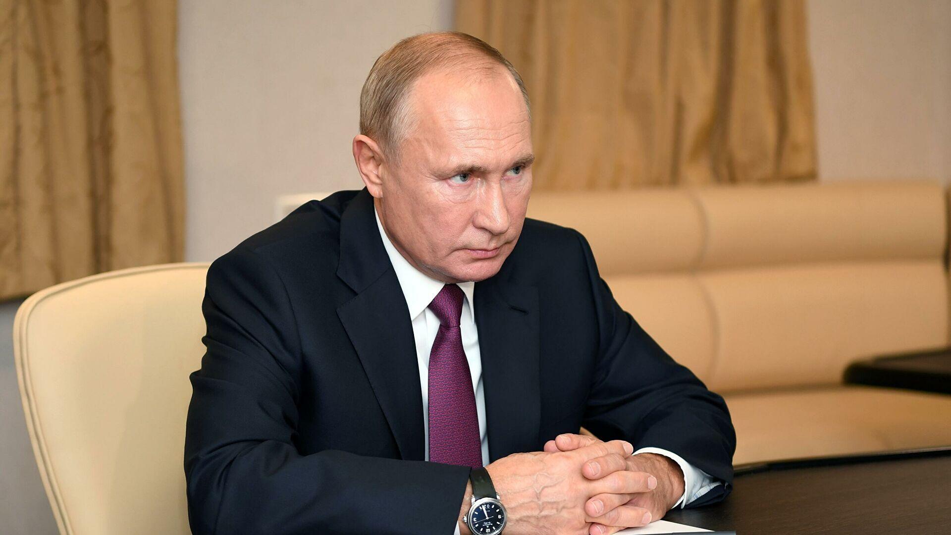 Російський президент Володимир Путін може покинути свій пост у 2021 році.
