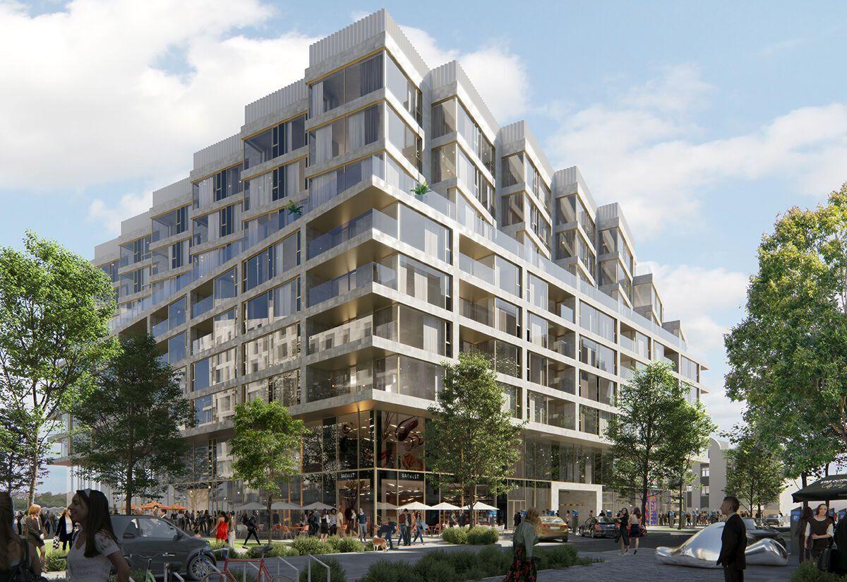 Будинок № 1 — перший у Києві, спроєктований у форматі Vertical Village