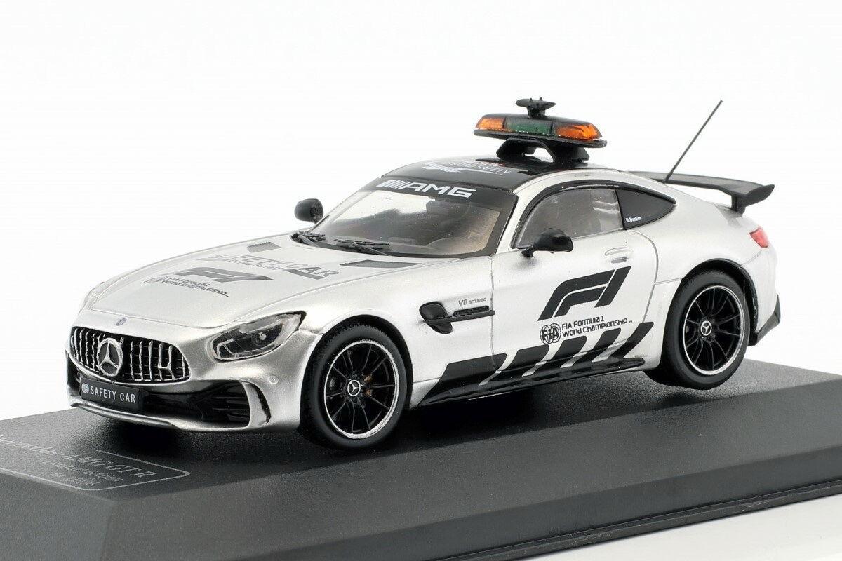 Mercedes-AMG GT R в масштабе 1/43 от компании Premium X