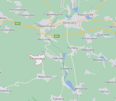 Трагедія сталася в селі Качанівка