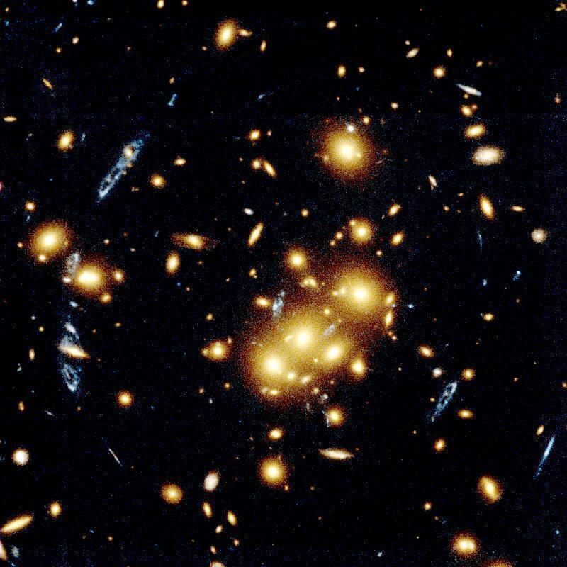 Фото показало космическое агентство.