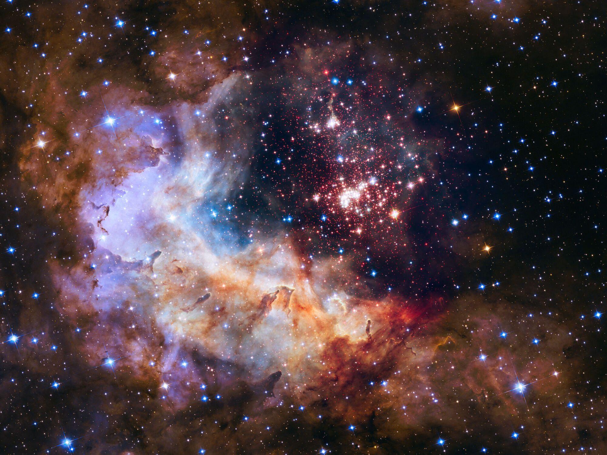 В NASA показали невероятные фото.