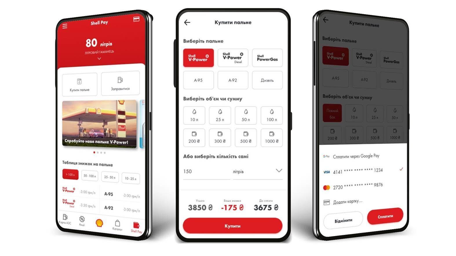 Оптимальним варіантом для контролю і використання бонусів є мобільний додаток