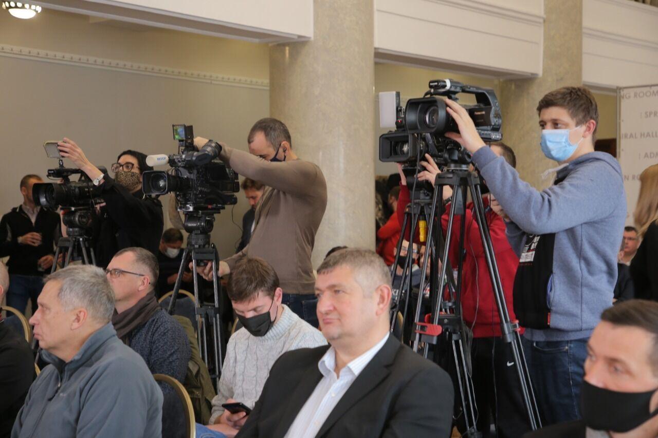 Известная бизнесвумен Русалина сделала заявление на Всеукраинском антикоррупционном форуме