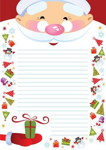 Лист від святого Миколая дитині