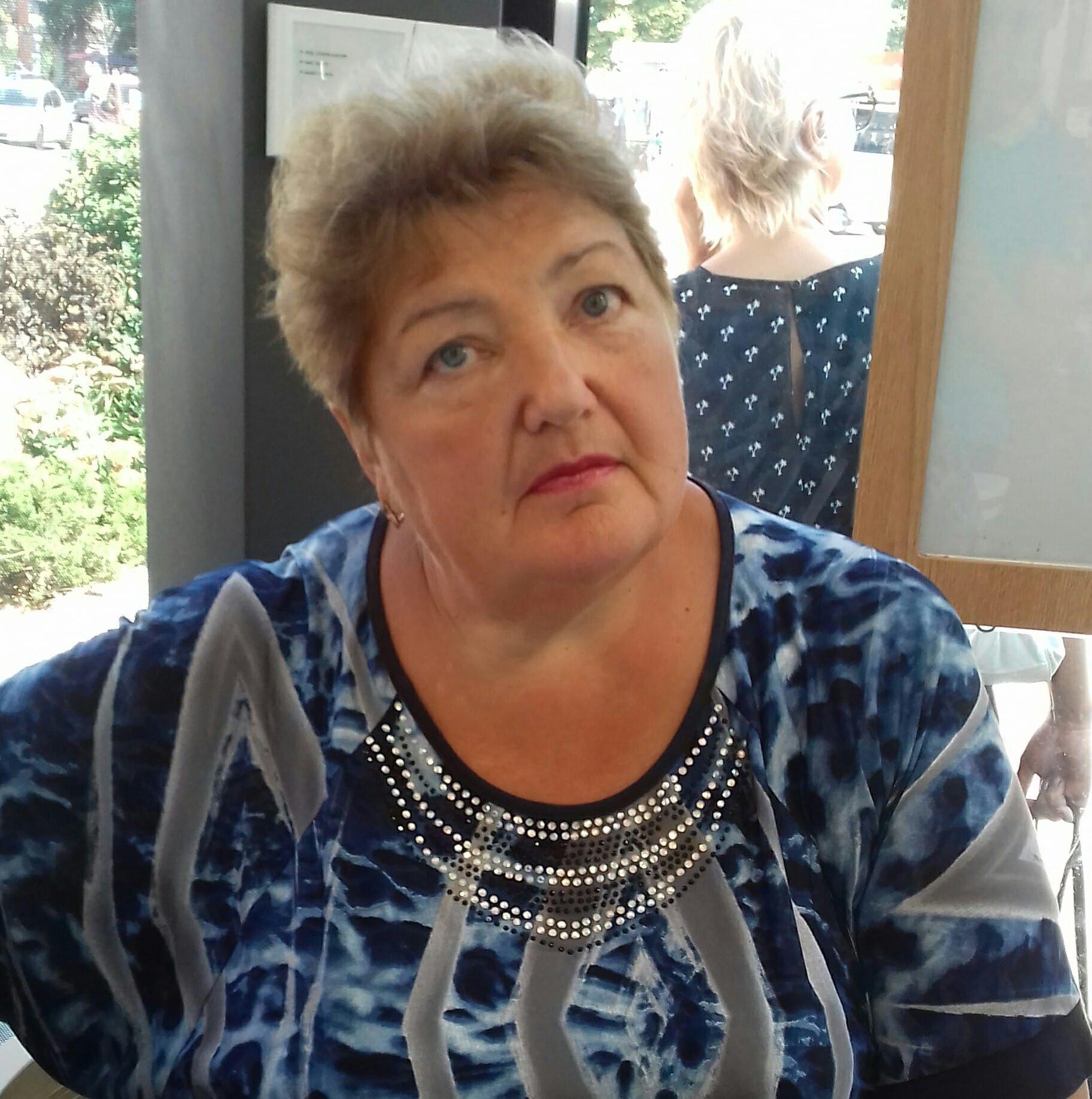 Антонина Тесленко работала в школе.