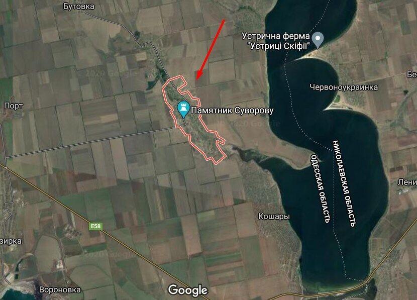 Тіло загиблої жінки знайшли в районі с. Любопіль – це приблизно за 20 кілометрів від її будинку