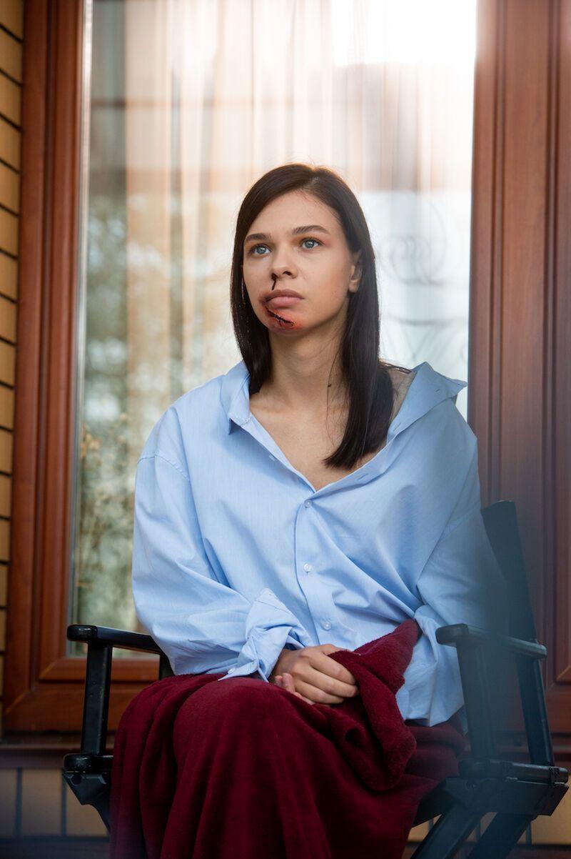 Саша Літвін розповіла про складні стосунки.