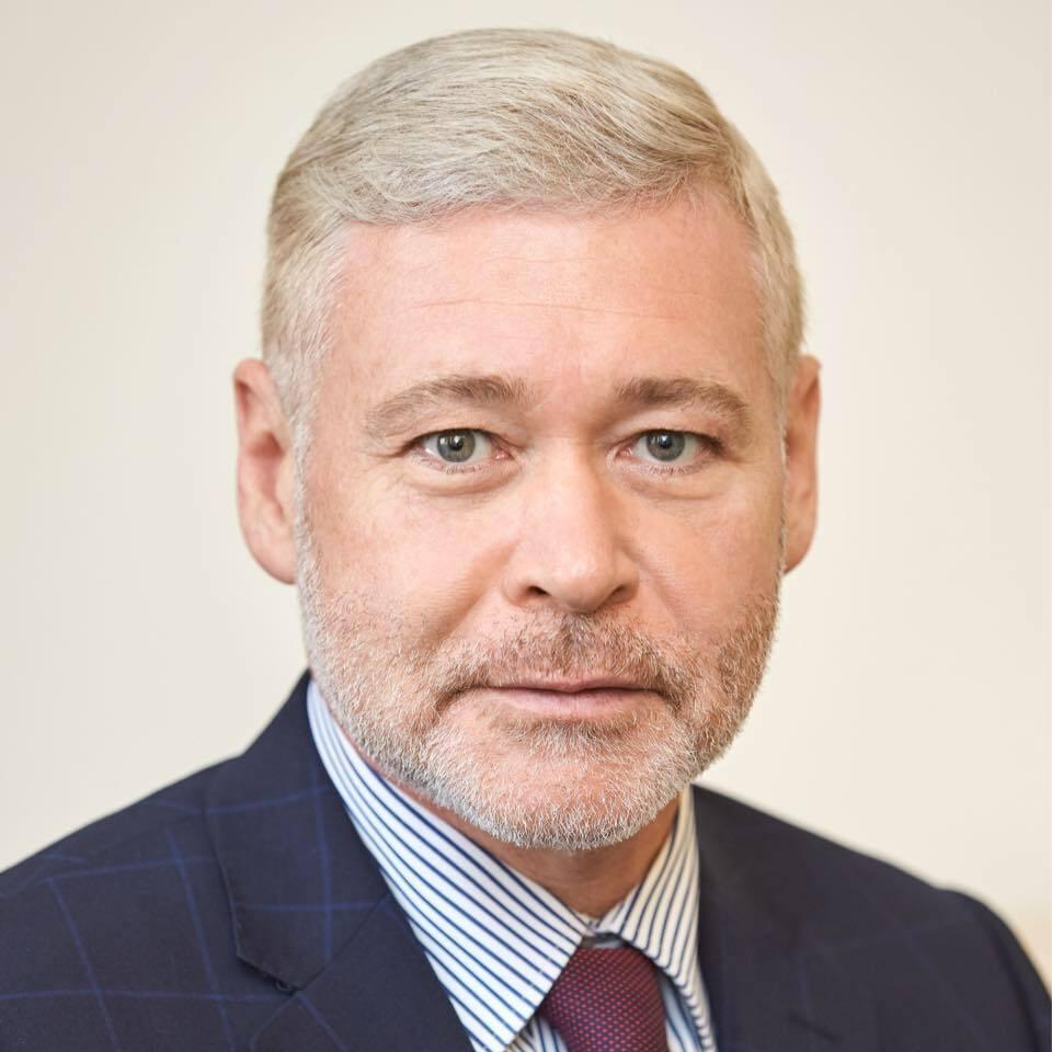 Игорь Терехов.