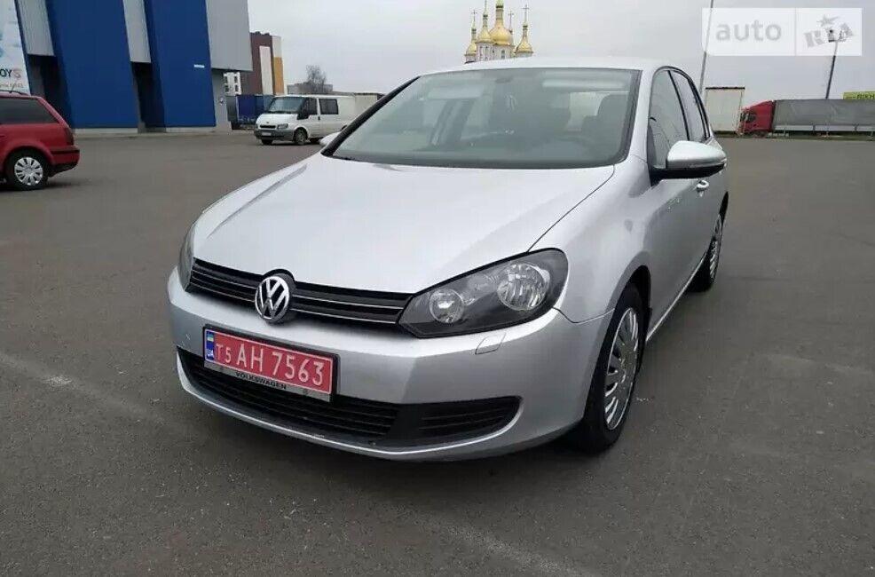 Подержанный VW Golf за 180 000 грн