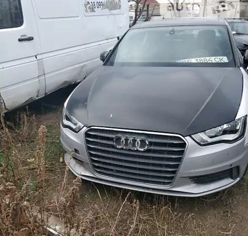 Б/у Audi A3 можно купить за 308 000 грн, но состояние не очень хорошее