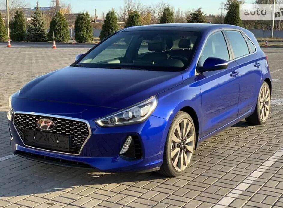 Б/у Hyundai i30 за 378 000 грн