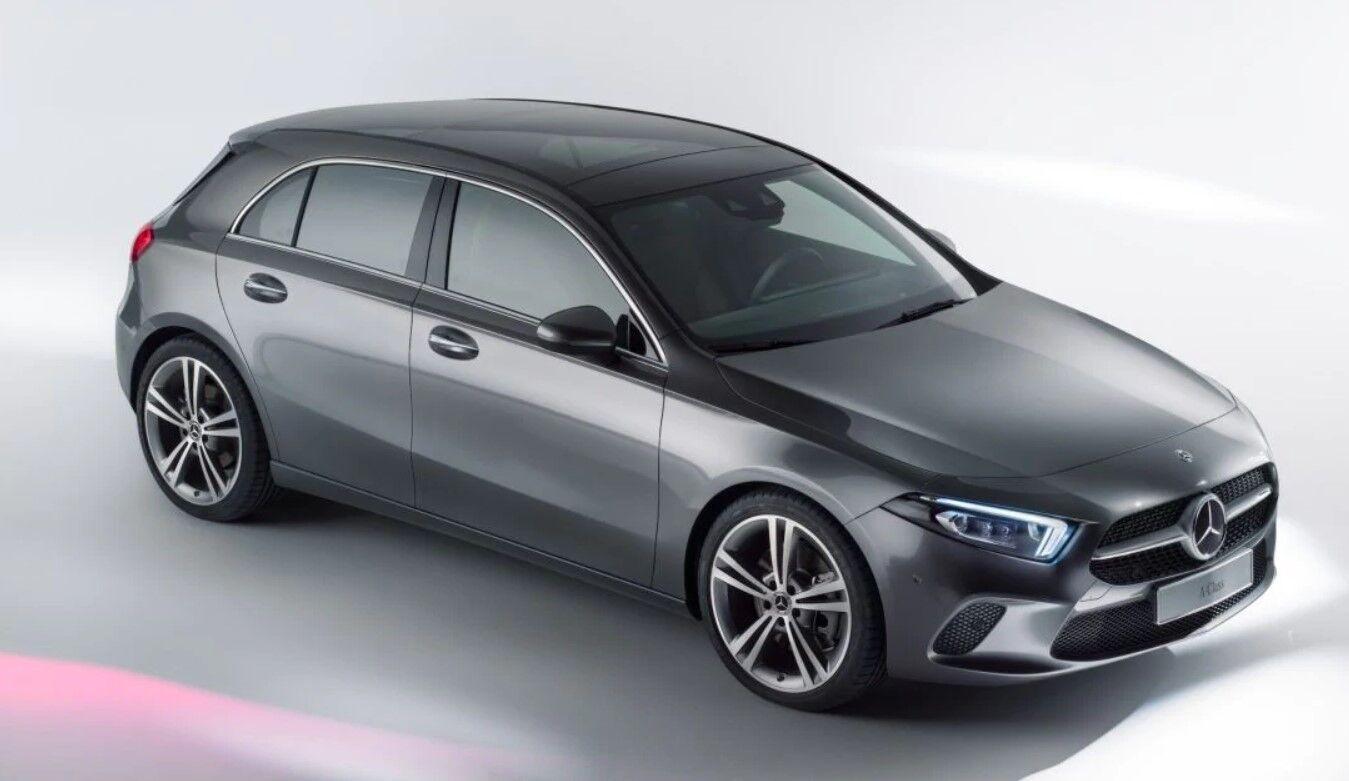 Новый Mercedes A-class стоит в Украине почти миллион гривен