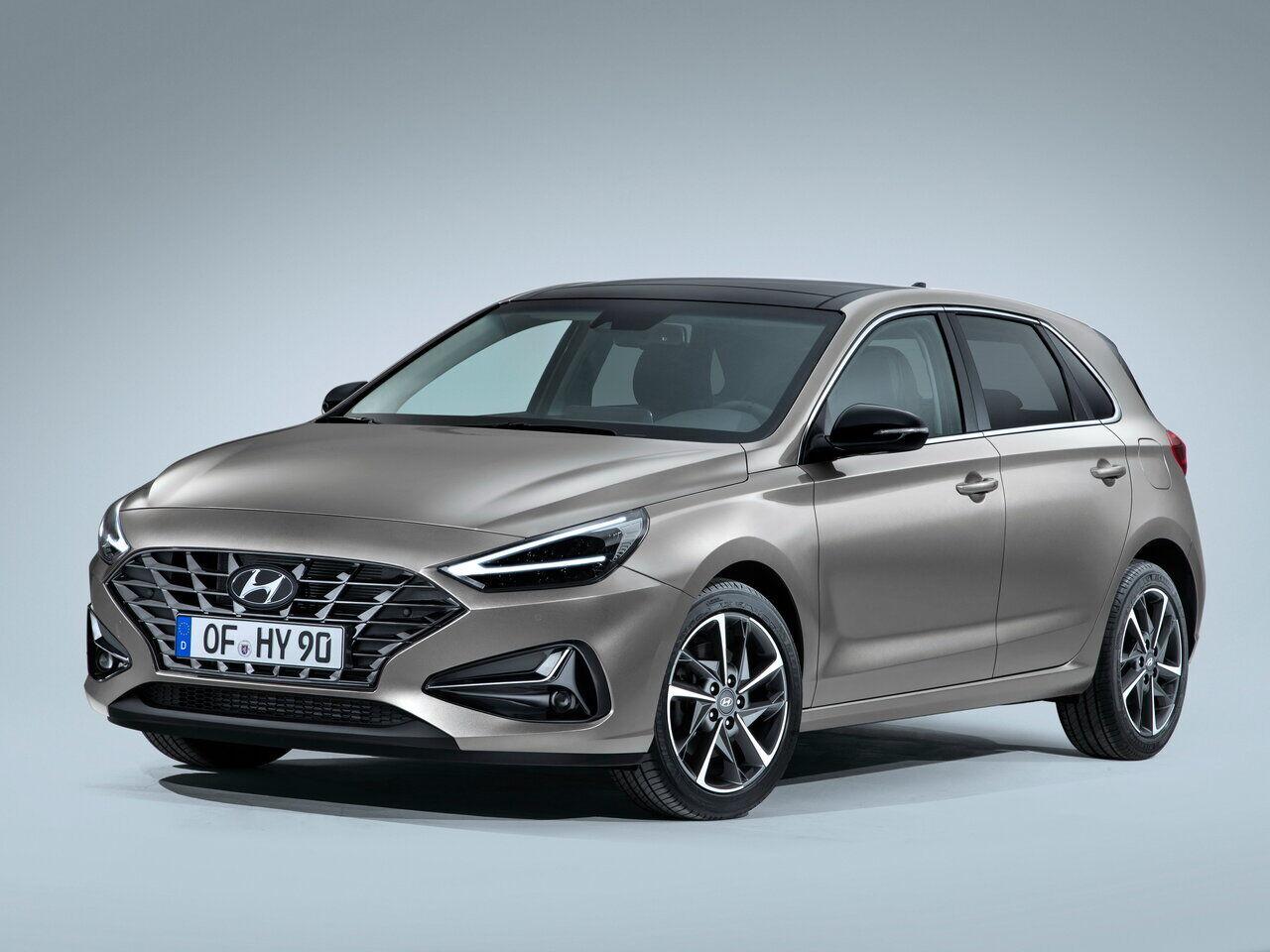 За новый Hyundai i30 просят 450 000 грн – не очень много
