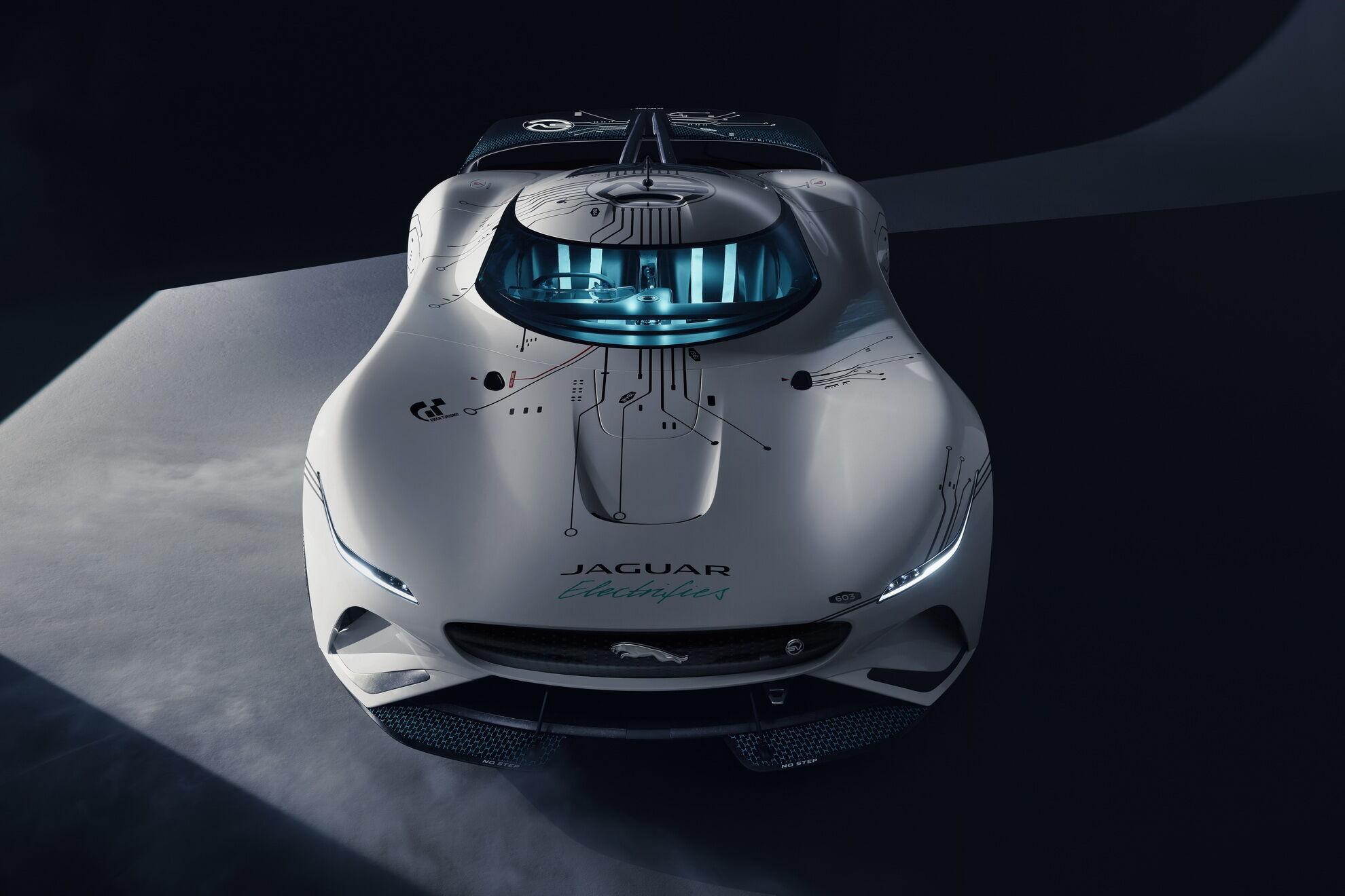 Максимальная скорость Vision GT SV  достигает 410 км/ч
