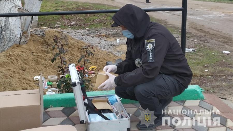 На місці злочину працювала слідча група