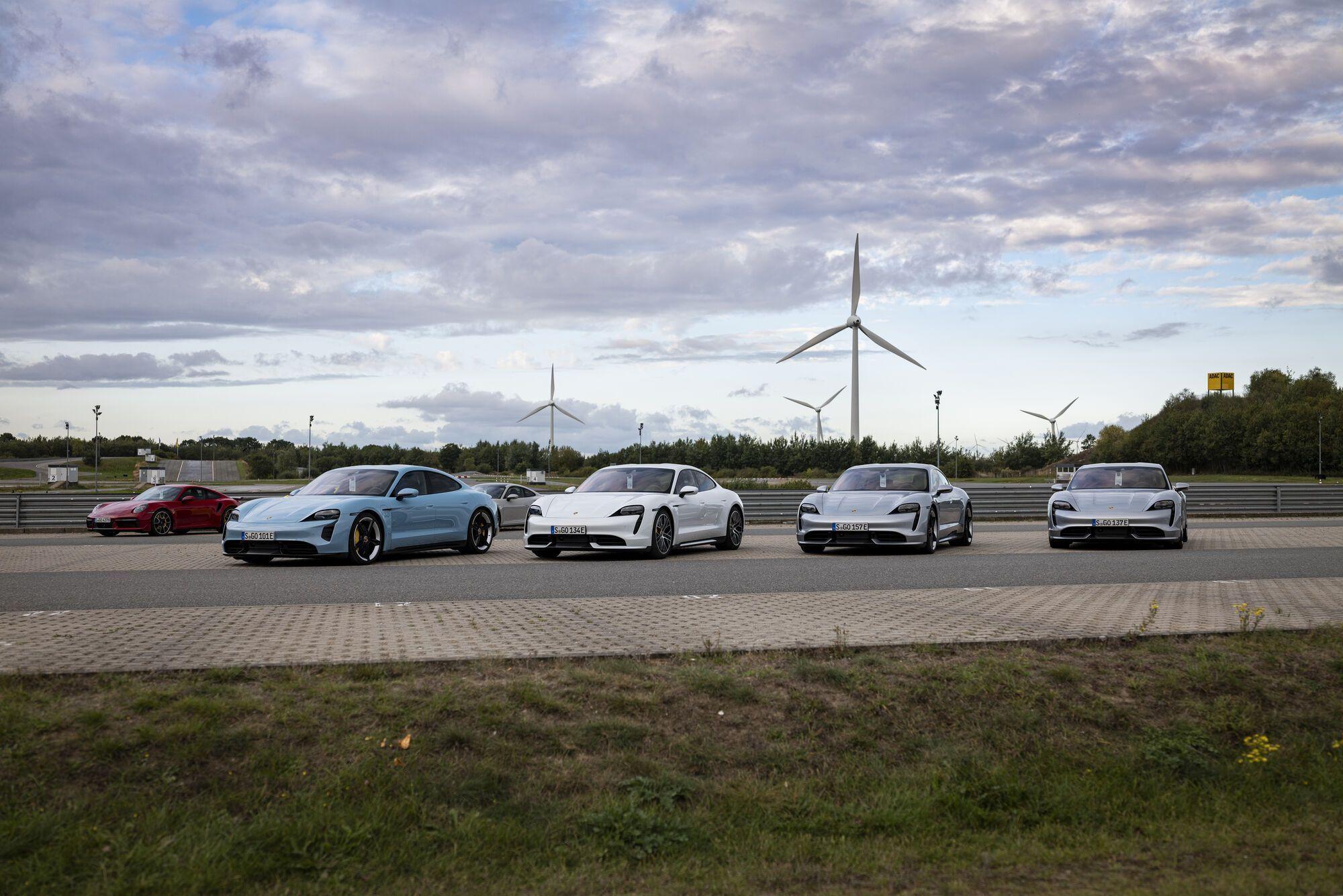 Синтетическое топливо из Чили будет использоваться компанией Porsche в различных проектах