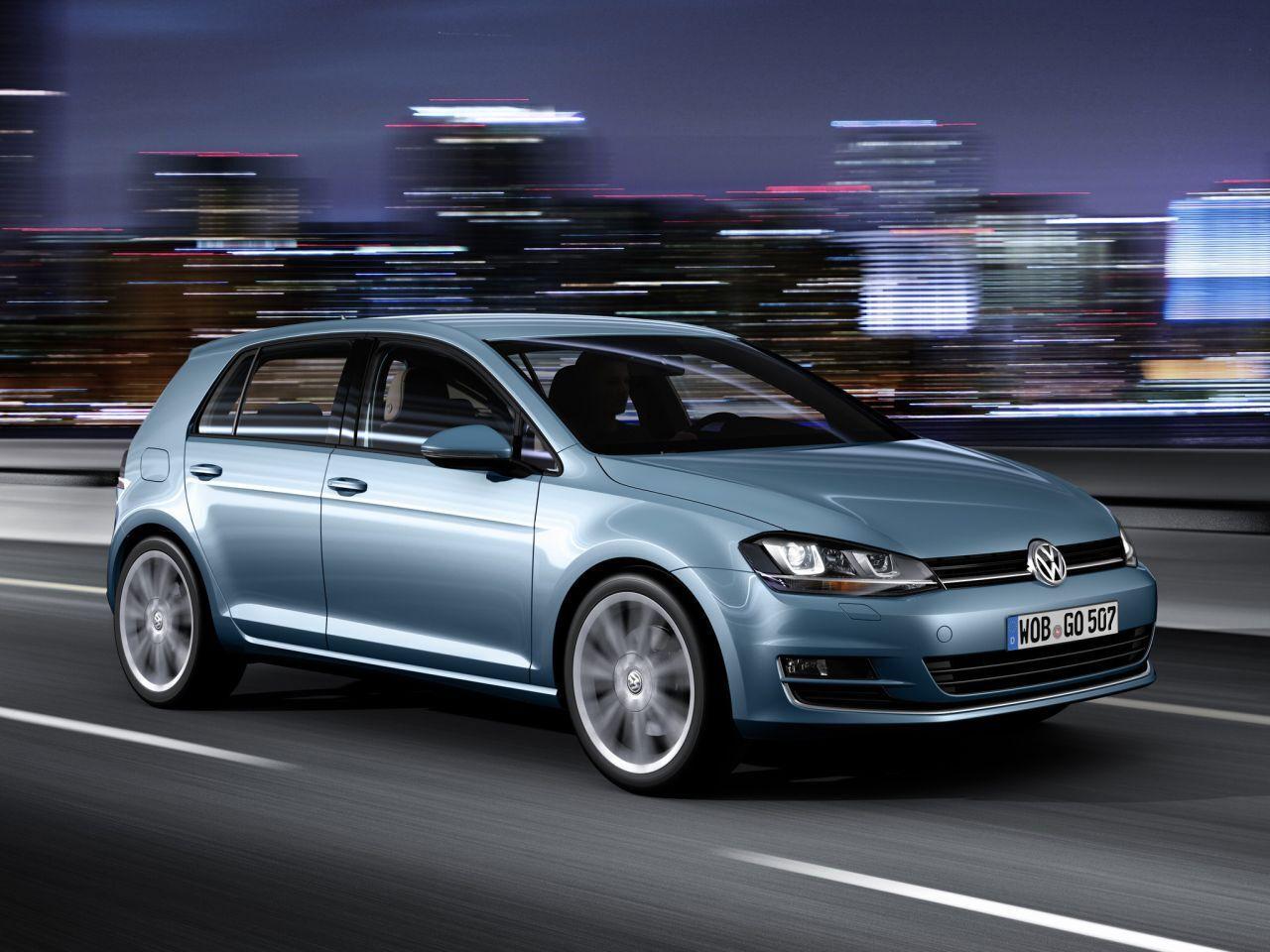 VW Golf седьмого поколения все еще можно купить новым