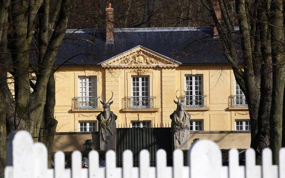 Мисливський будиночок La Lanterne у Версалі