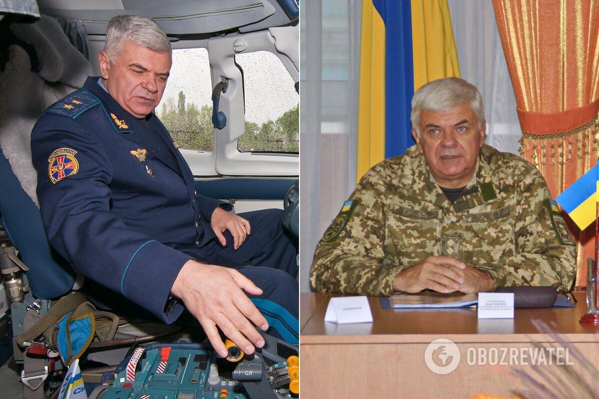Сергій Дроздов