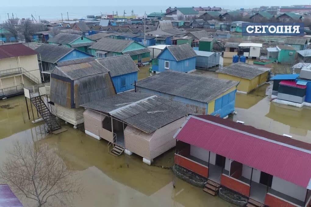 Постраждали десятки будинків