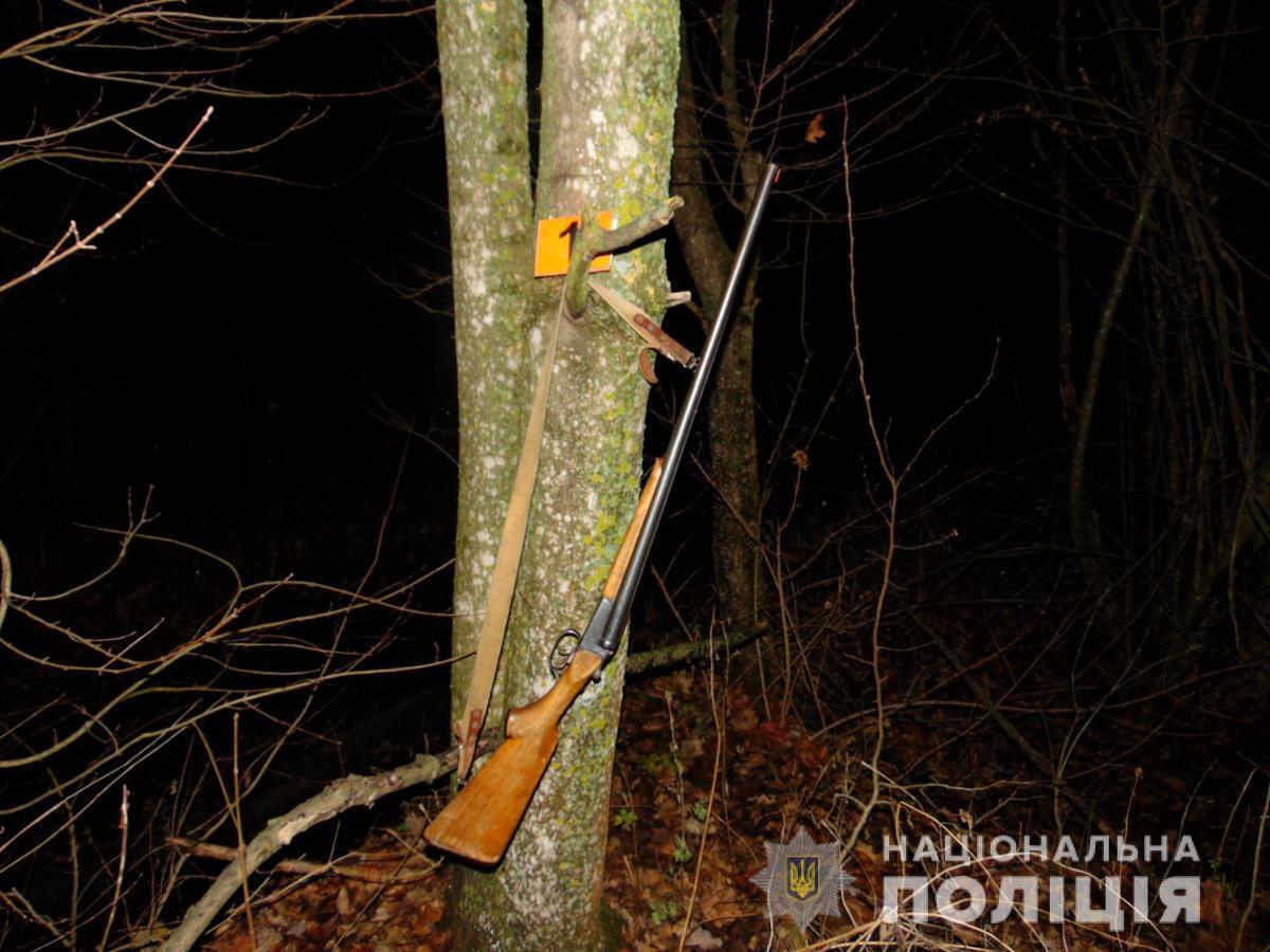 У охотника изъяли ружье