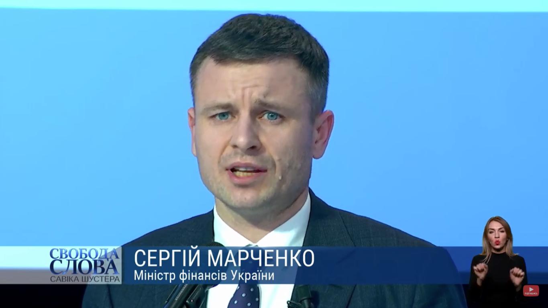 Глава Міністерства фінансів України