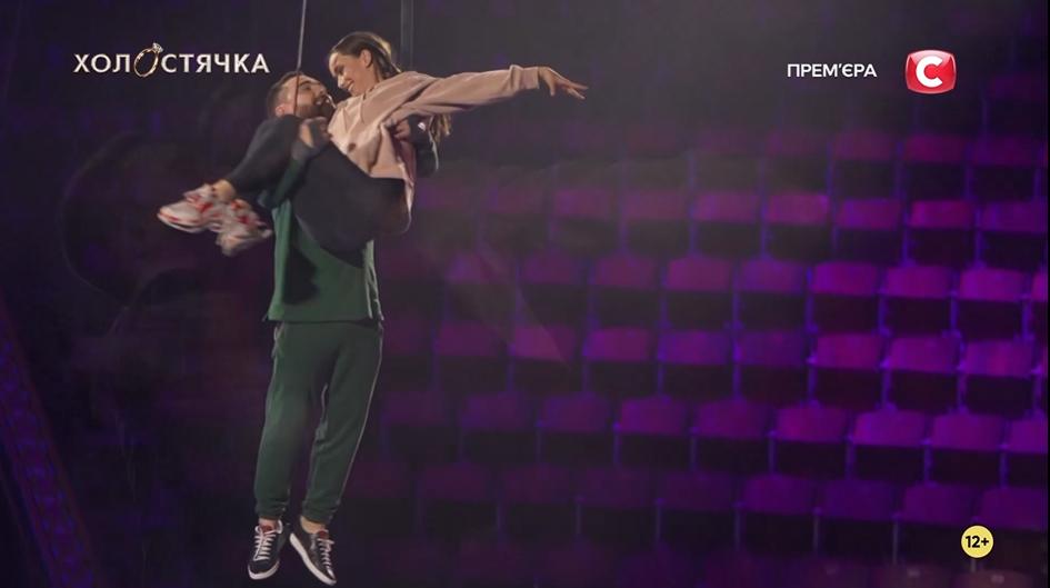 Алексей Тригубенко и Ксения Мишина