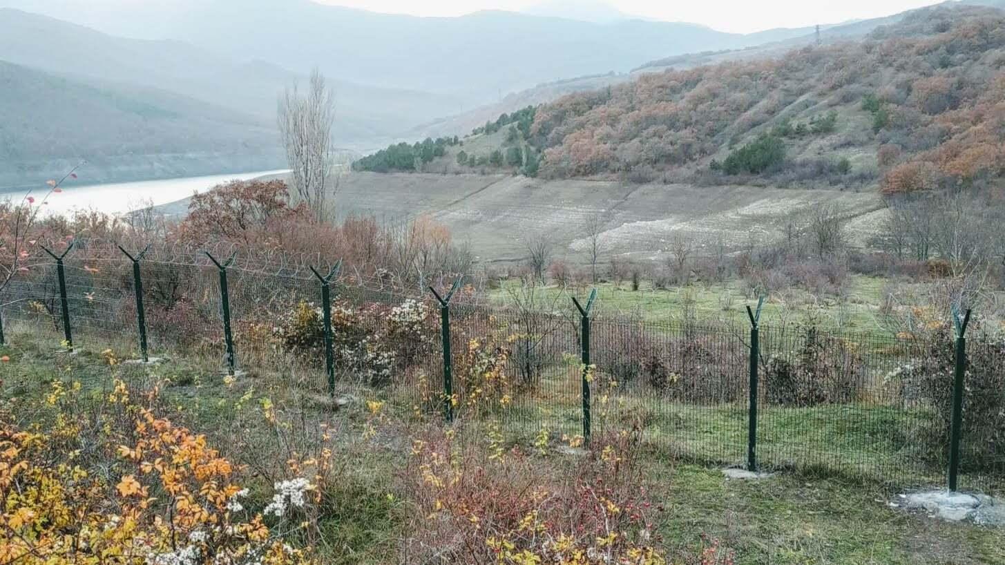 Ізобільненське водосховище вважається найглибшим в Криму.