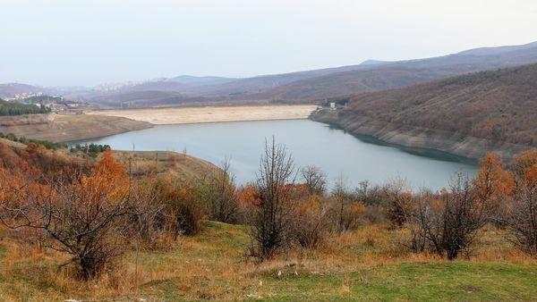 На тлі обміління водосховища в Ялті воду подаватимуть погодинно.