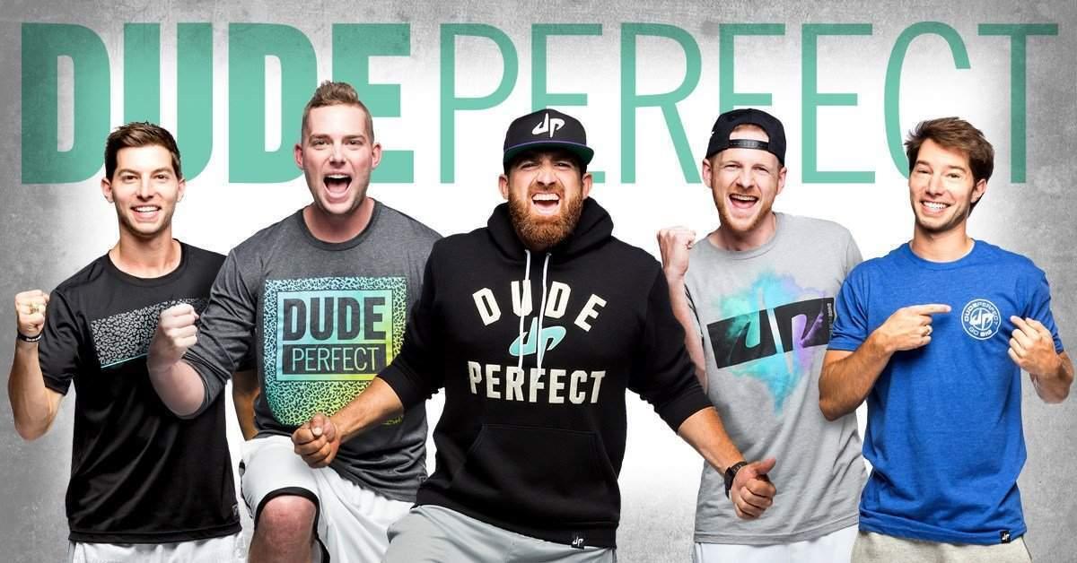 Dude Perfect зарабатывают миллионы