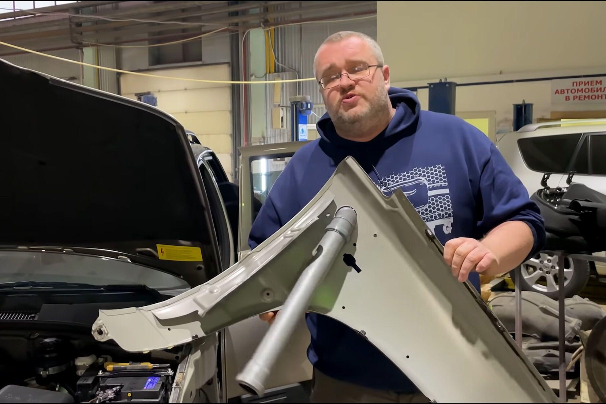 Конструкция Lada Niva оказалась полна неожиданных сюрпризов