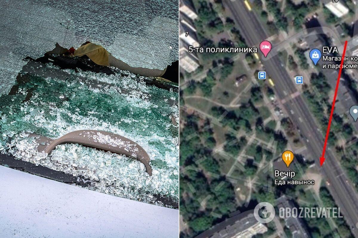 Преступление на миллион произошло в Днепровском районе Киева