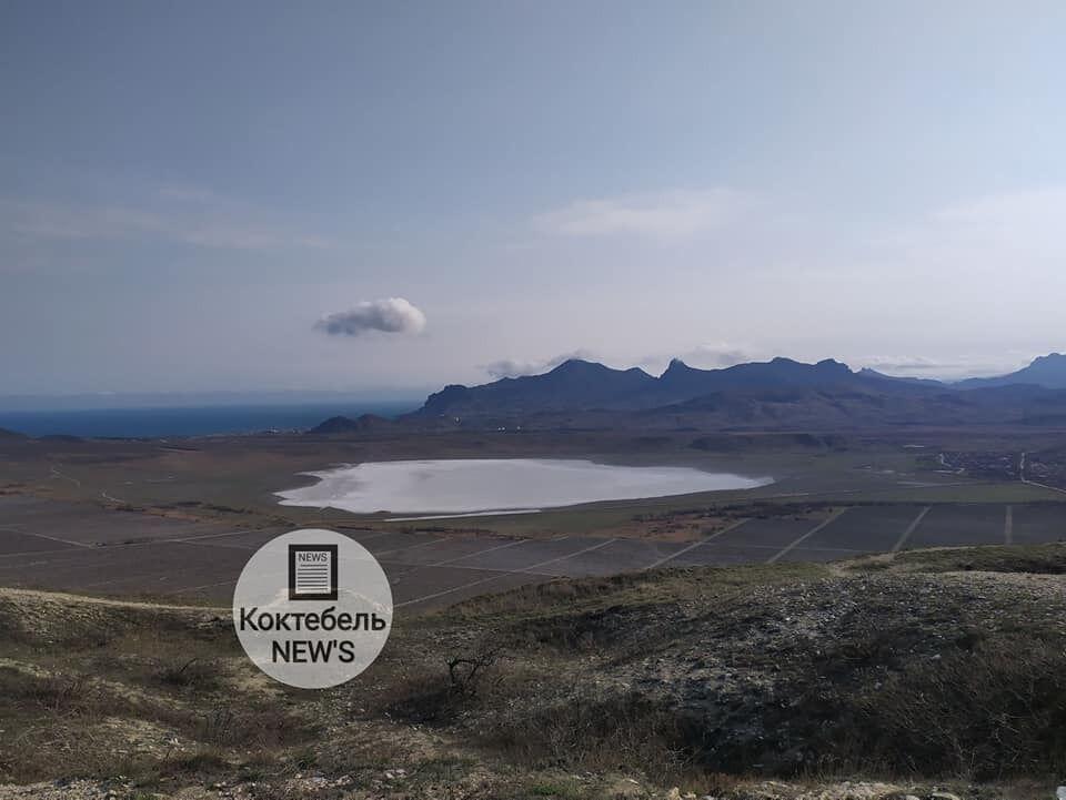 Озеро Бараколь