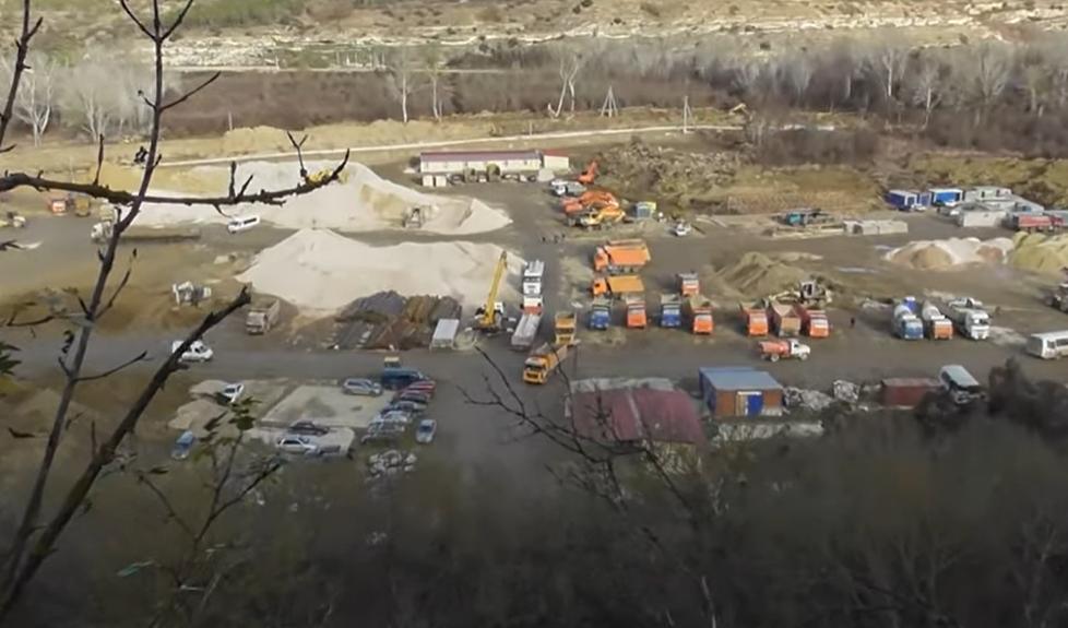 Строительство нового водозабора в Крыму