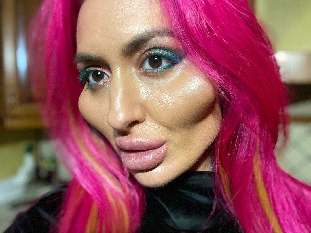 Сейчас блогер Анастасия Покрищук выглядит так