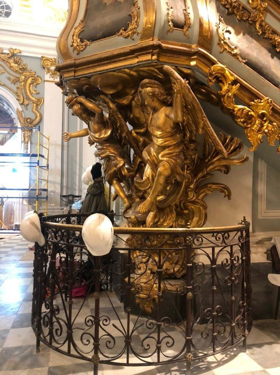 13 грудня на свято апостола Андрія відбудеться перша архиєрейська літургія
