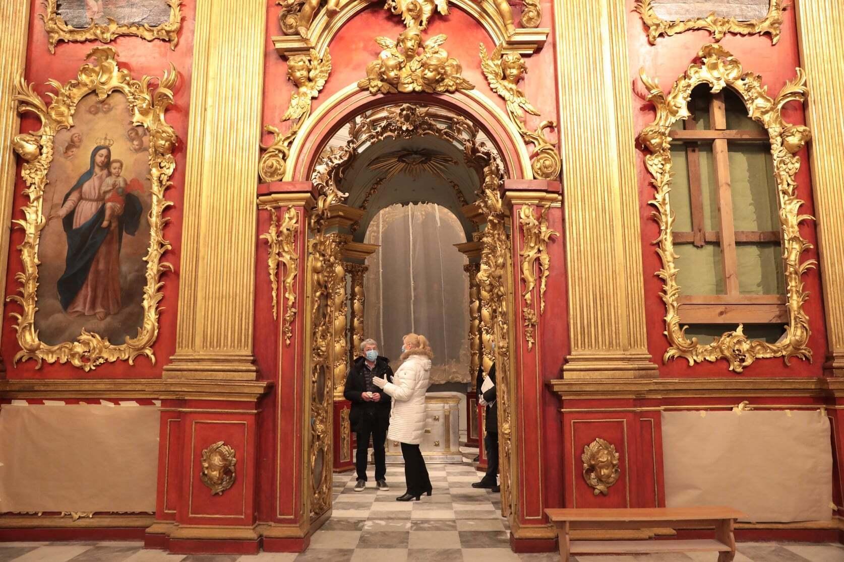 У цьому році відзначається 320-та річниця з народження архітектора Франческо Растреллі, який звів храм