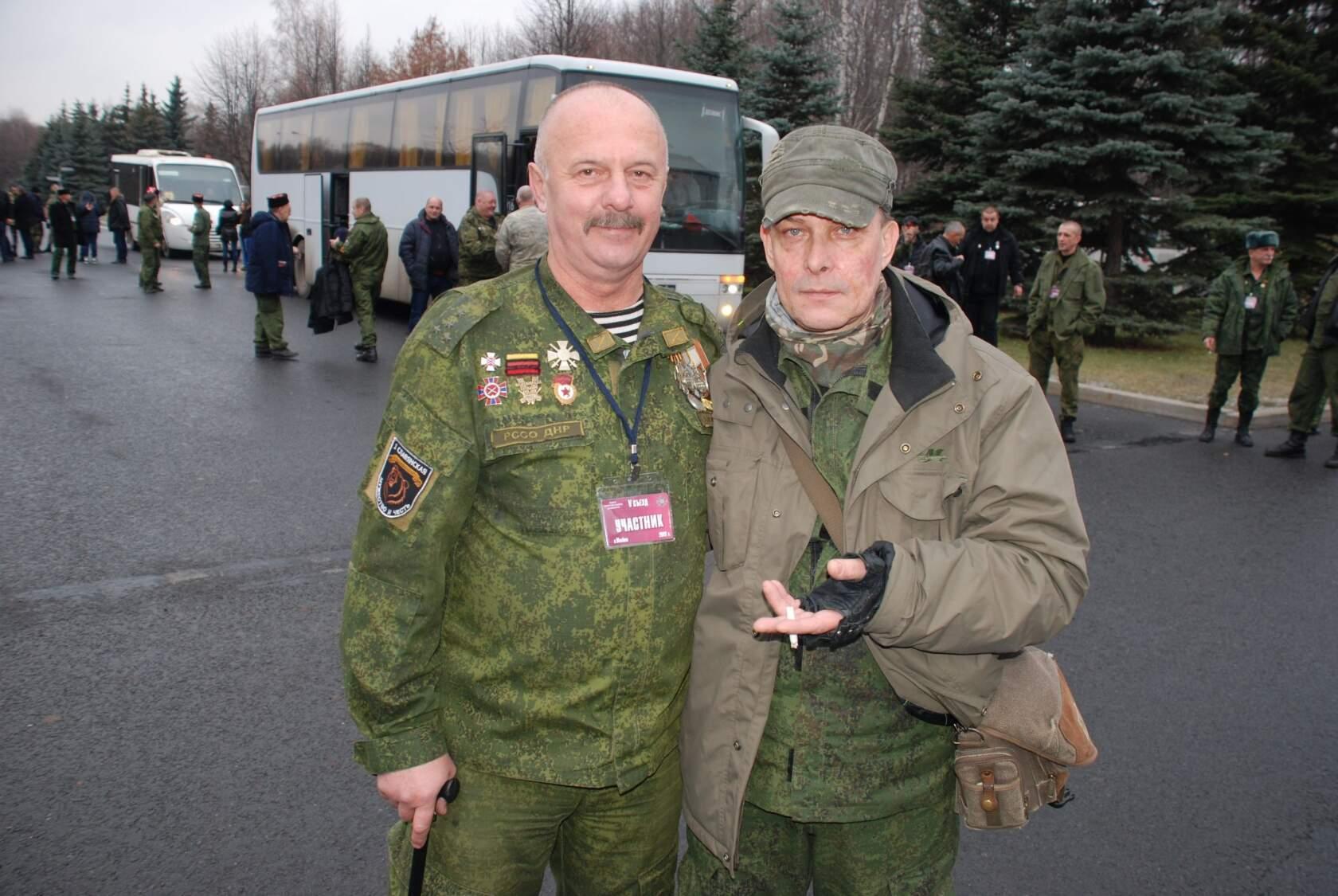 Воевавший против Украины террорист