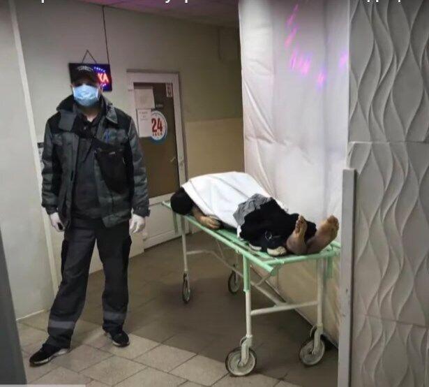 Умерший от коронавируса пациент одесской больницы.