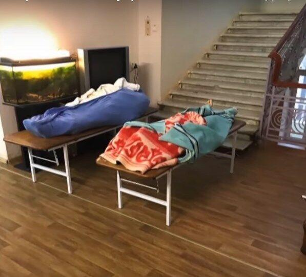 Умершие от коронавируса в коридоре одесской больницы.