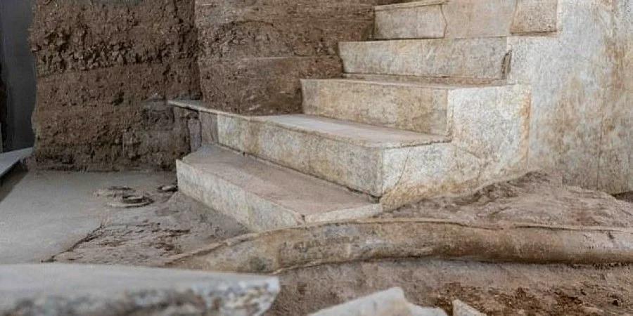 В центре Рима нашли остатки дворца и зверинца Калигулы