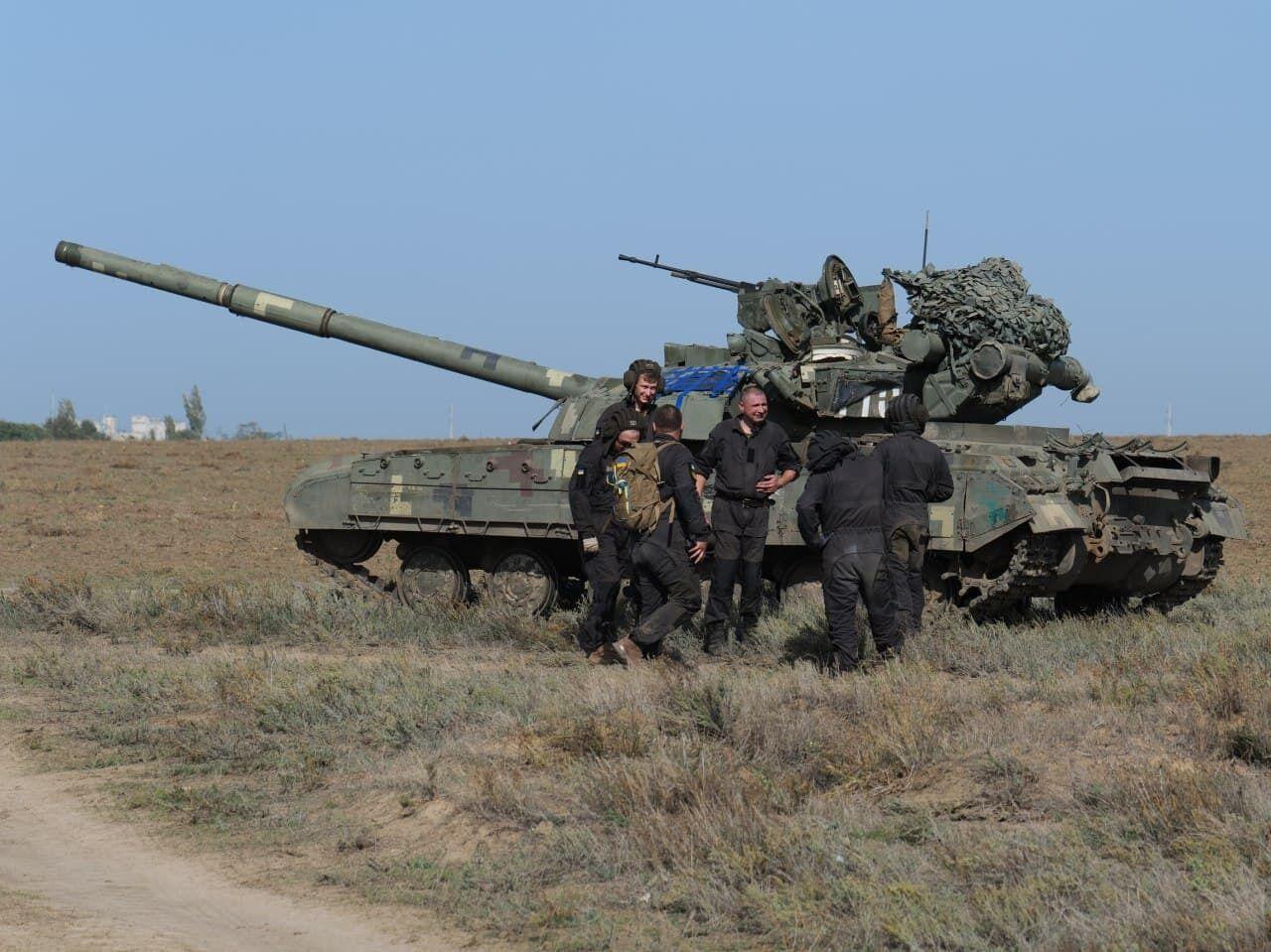 Воины ВСУ отработали действия в огневых засадах.