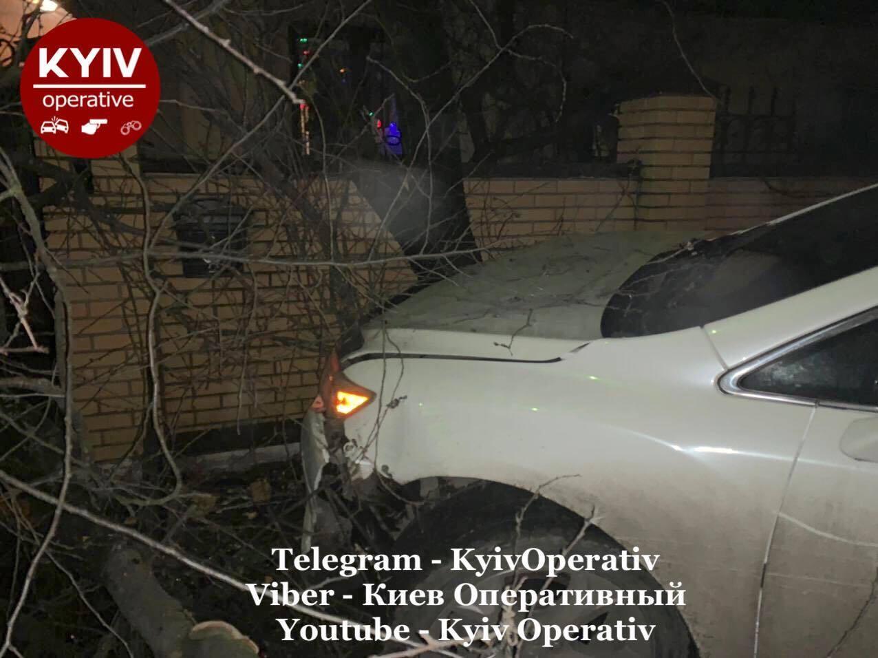 ДТП произошло на улице Косенко.