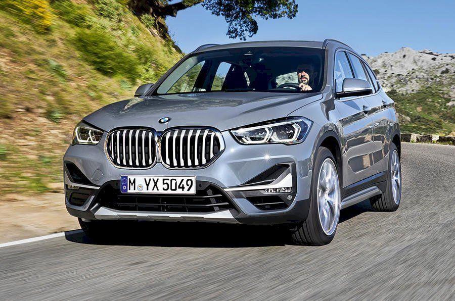 Новый BMW X1 стоит более 1 000 000 грн